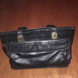 Barely used Marino Orlandi Leather Tote